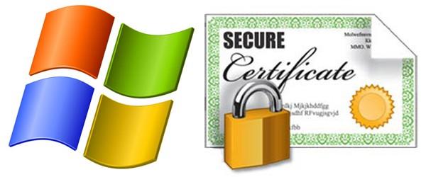 SSL Zertifikate und Zwischenzertifizierungsstellen mit Windows ...
